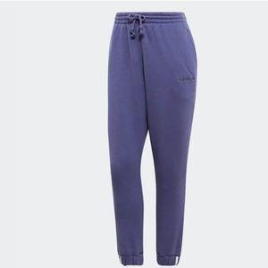 NWT Adidas Sweatpants Trefoil Logo